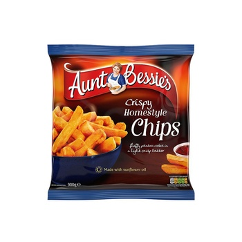 Aunt Bessies Homestyle Chips 1 kg