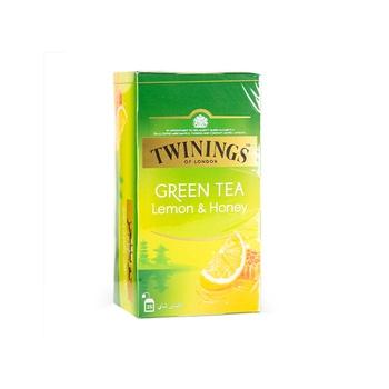 Twinings Green Tea Honey Lemon 25's