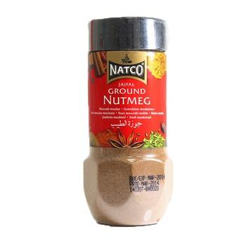 Natco Ground Nutmeg (Jaifal) 100g
