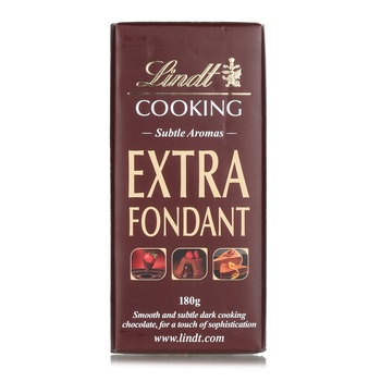 Lindt Cooking Extra Fondant 180g