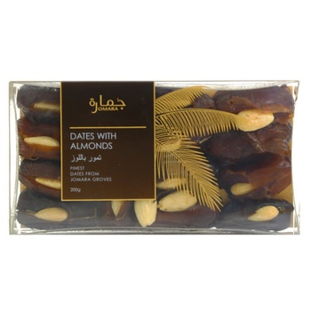 Jomara Dates With Almonds 200g