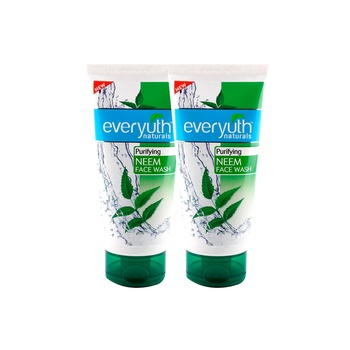 Everyuth Naturals Purifying Neem Face Wash 150g