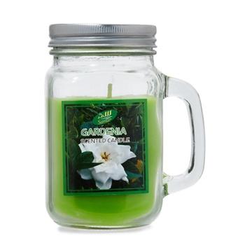 Samar Candle Jar Gardenia # CHST-0559