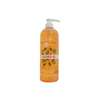 Cosmo Temp Shower Gel Papaya 1 ltr