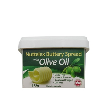 Nuttelex Buttery Spread With Olive Oil 375g
