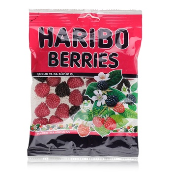 Haribo Jelly Candy Berries 160g