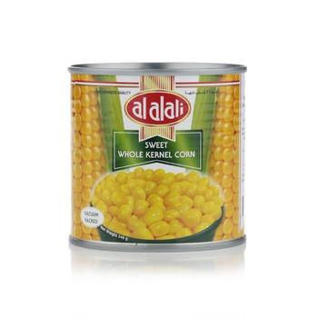 Al Alali Vacuum Packed Corn 340g