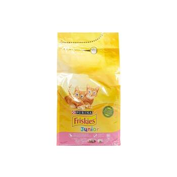 Friskies Junior Cat Chicken Milk & Veg 1.5 Kg