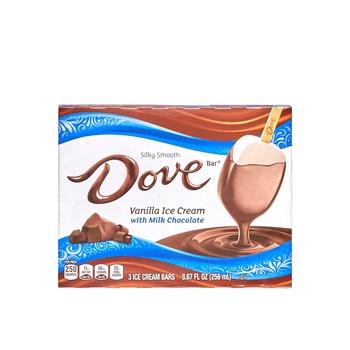 Mars Dovebar Vanilla Dove Chocolate  12oz