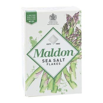 Maldon Sea Salt Crystals 250g