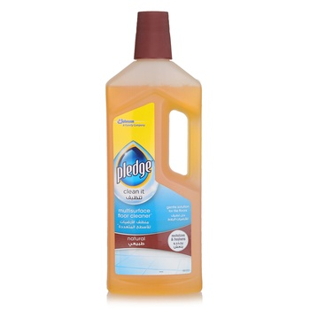 Pledge Marble & Ceramic Cleaner Natural 750ml