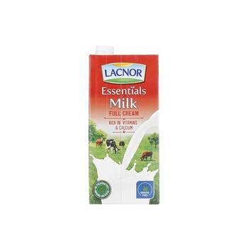 Lacnor Long Life Milk Full Cream 1ltr