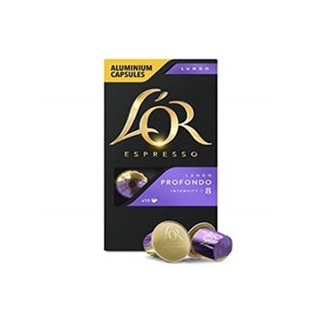 L'Or Coffee Capsules Profondo 52g