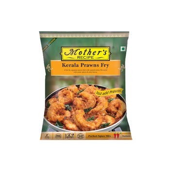 Mothers Recipe Ready To Cook Kerala Prawns Fry 75g