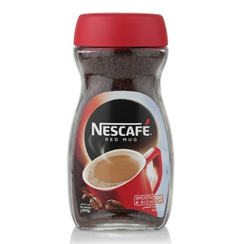 Nescafe Coffee Red Mug 200g
