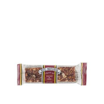 Be Natural Walnut & Date Bar 50g