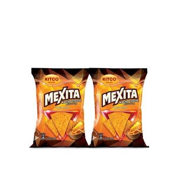 Kito Mexita Tortilla Assorted Twin Pack 2X180g