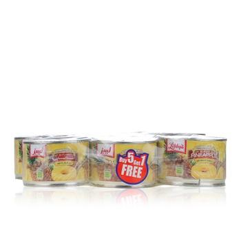 Libby's pineapple slice 6 x 235gm @ special price