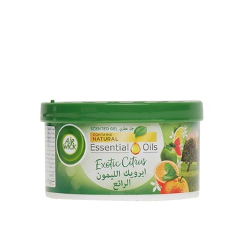 Airwick Scented Gel Can Citrus  70g