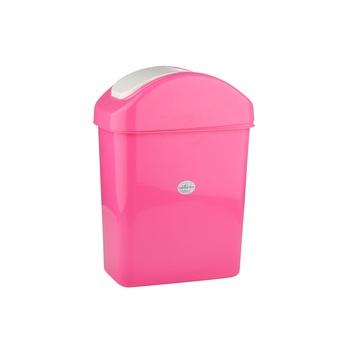 Jcj Plastic Dust Bin 14 Liter # 2146