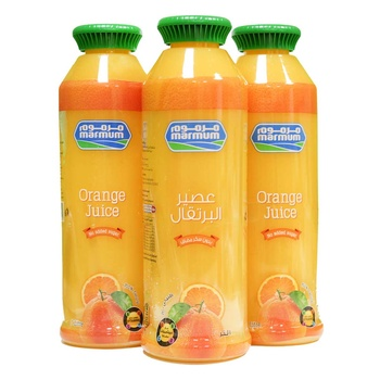 Marmum Juice Assorted 3x1ltr
