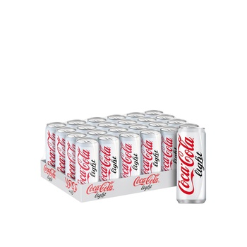Coca-Cola Light 24x330ml