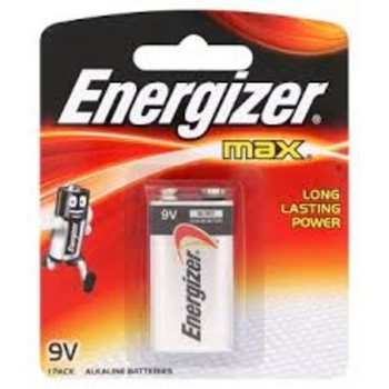 Energizer 1.5 AAA LR03 (Pack 4)