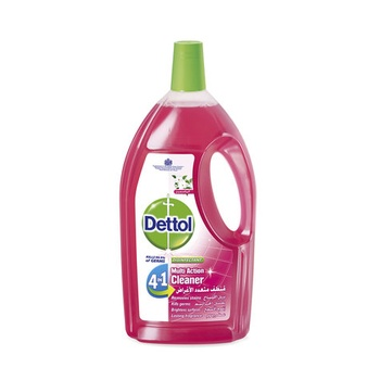 Dettol Disinfectant 4 In 1 Jasmine Fragrant Multi Action Cleaner 1.8ltr
