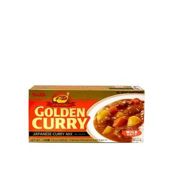 Golden Curry Sauce Mild #40576 220g