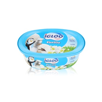 Igloo Vanilla Ice Cream 1ltr