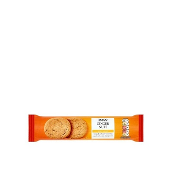 Tesco Ginger Nuts 200g
