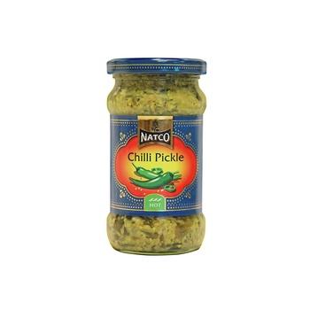 Natco Chilli Pickle Hot 300g