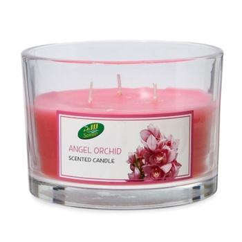 Samar Candle Jar Angel Orchid # CHCY-004