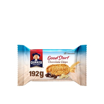 Quaker Good Start Choco Chip 192g