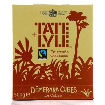 Tate Lyle Demerara Cube Sugar 500g