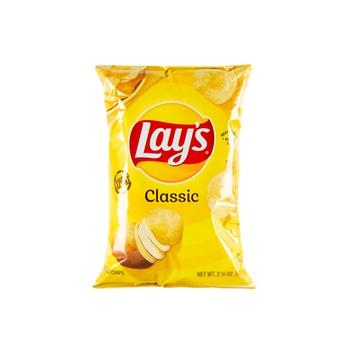 Lays Potato Chips Original 2.75oz