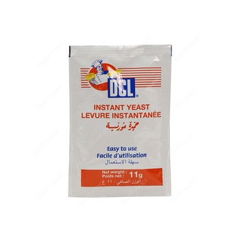 D C L - Instant Yeast Sachet 11g