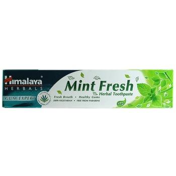 Himalaya Herbal Toothpaste Mint Fresh Gel 100ml