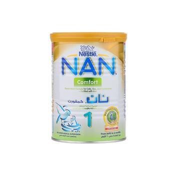 Nan Comfort 1 Lr Nwb034 Tin 12X400g