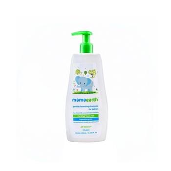 Mamaearth Gentle Cleansing Shampoo 400ml
