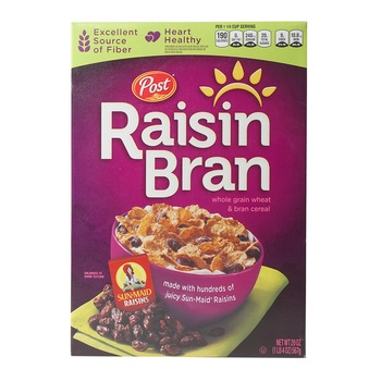 Post Cereal Raisin Bran 20 oz