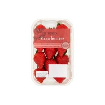 Tesco Strawberries 400g