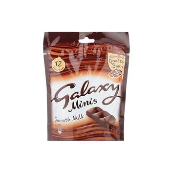 Galaxy Chocolate Mini 150g