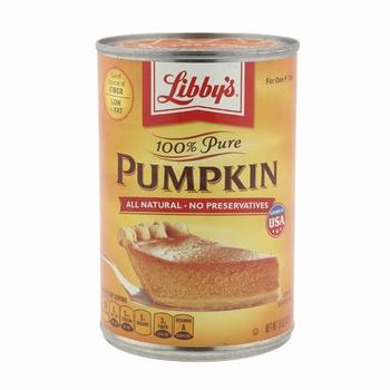 Libbys Pumpkin 15oz