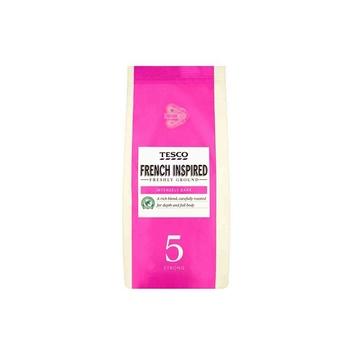 Tesco French Blend Ground Coffee 227g