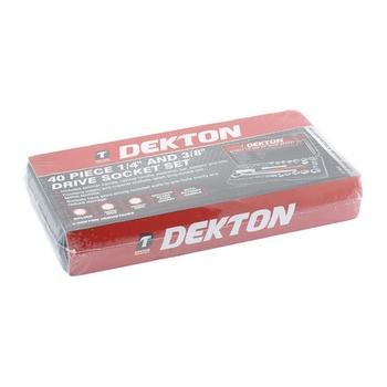 Dekton Socket Set