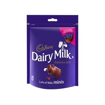 Cadbury Dairy Milk Doy Bag 192g