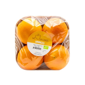 Orange Organic