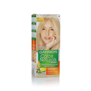 Garnier Color Natural Cream Ultra Light Blonde 10