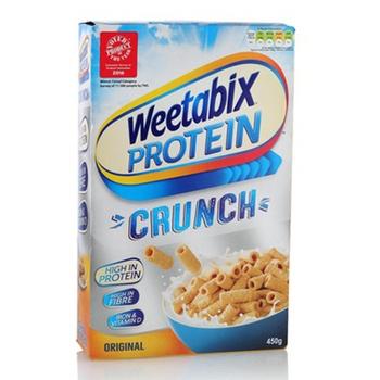 Weetabix Protein Crunch Original 450g 15% Off